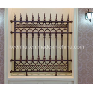 Decorative Power Coated Aluminum Garden Fence Panel for Villa pictures & photos