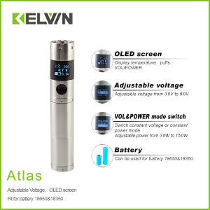 New Electronics Inventions Mod Atlas Mechanical Mod Philippines
