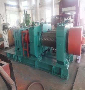 Rubber Inner Tube Recycling Machine/Tire Rubber Powder Production Line pictures & photos