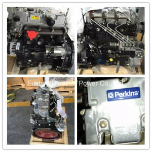Diesel Electric Generator 7kw Powered by Perkins 403A-11g1 Engine pictures & photos