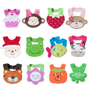 2014 Brand New Multi Styles Cartoon Baby Bibs pictures & photos