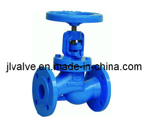 DIN Flanged Globe Valve in Carbon Steel Pn16--Pn40 Dn15--Dn300 pictures & photos