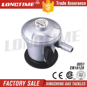 Factory Wholesale Quick on LPG Gas Pressure Regulator