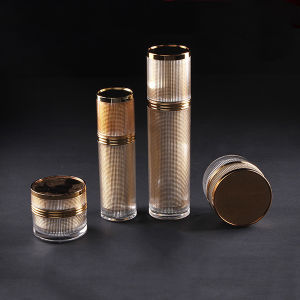 Wholesale Acrylic 100ml 120ml Cosmetic Bottle (NST46) pictures & photos