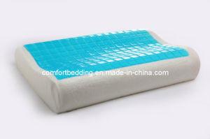 Gel Memory Foam Pillow (Contour shape) pictures & photos