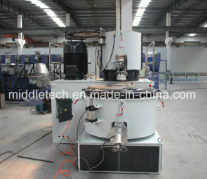 (High standard) Plastic PVC Powder Vertical/Cooling High Speed Mixer pictures & photos
