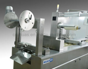 Automatic Vacuum Thermoforming Machine for Skin Pack Electronic Component pictures & photos