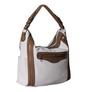 New Design Fashion PU Wholesale White Tote Bag pictures & photos