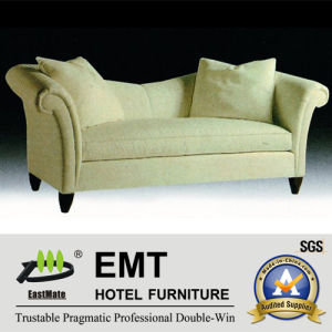 Hot Sell Hotel Furniture Sofa Set (EMT-SF42) pictures & photos