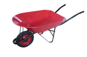 Garden Wheel Barrow Wb-5200 Folding Wheelbarrow pictures & photos
