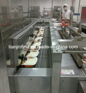 IQF Tunnel Quick Freezing Machine for Meat Sea Food pictures & photos
