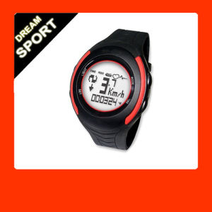 Heart Rate Monitor Watch with Cycling Feature, Pedometer Watch (DH-073)