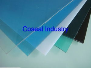 Rigid PVC Sheet (Polyvinylchloride) / Piece pictures & photos