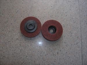 Non Woven Unitized Polishing Wheel pictures & photos