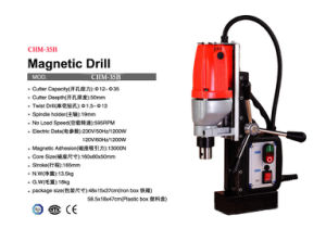 Chm-35b Magnetic Drill, Core Drill pictures & photos