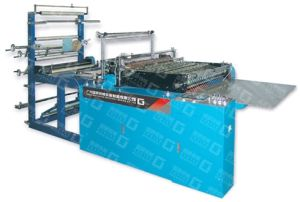 China Best Selling Cloth Bag Making Machine pictures & photos