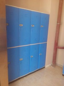 ABS Engineering Plastic Locker Le32-2 pictures & photos