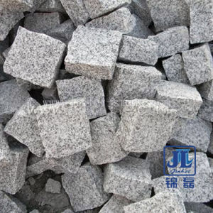 Cheap G603 Natural Granite Paving Cobblestone pictures & photos