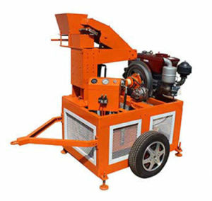 Mobile Hydroform Clay Interlocking Brick Machine Small Manufacturing Machines pictures & photos