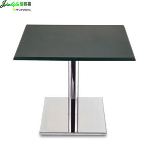 Jialifu Waterproof Restaurant HPL Table pictures & photos