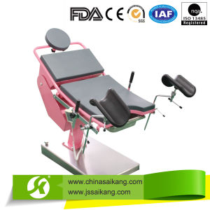 Hot! ! Multipurpose Gynecology Examination Bed (CE/FDA/ISO) pictures & photos
