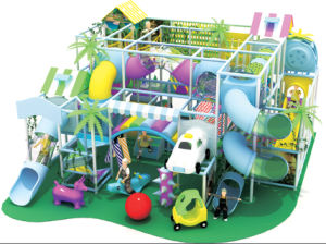 Luxury and Interesting Indoor Playround Equipment, Indoor Playground for Sale pictures & photos
