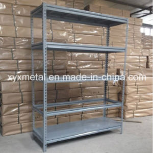 5 Tiers Shelving Full Steel Light Duty Metal Storage Shelf pictures & photos