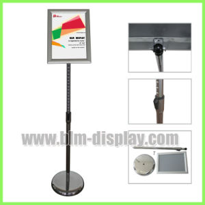 A4 Aluminum Display Sign Holder Stands Blms406