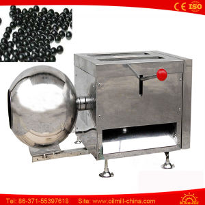 Automatic Medicine Honey Herbal Round Pill Maker Making Machine pictures & photos