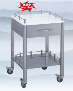 Mobile Dental Cabinet with Tray pictures & photos