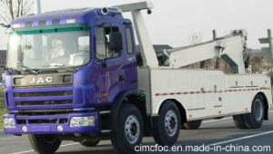 Supply JAC 6*2 Wrecker for Cleaning up The Road pictures & photos