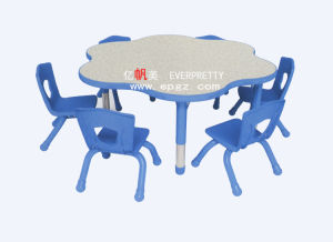 Kids Study Table Chair for Nursery School Furniture pictures & photos