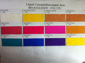 Basic Dye: Basic Yellow Liquid pictures & photos