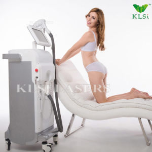 2016 New 808nm Vertical Diode Laser Hair Removal Machine