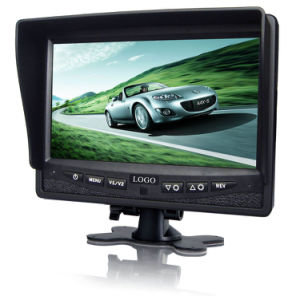 Vehicle Monitor Car LCD Monitor Display pictures & photos