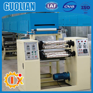 Gl-500c Water Based Adhesive Gumtape Coating Machine pictures & photos