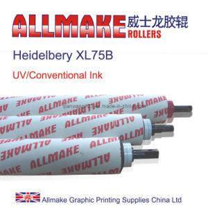 UV/Conventional Combination Heidelbery Rollers (XL75B)