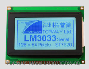128X64 Graphic LCD Display COB Type LCD Module (LM6033D) with High Quality pictures & photos
