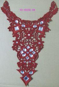 Novel Customized Lace Collar pictures & photos