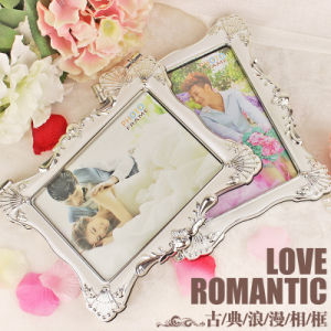 Factory Direct Sales 7 Inch European Classical Style Plating Frame pictures & photos