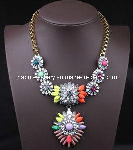 Shourouk Style Fashion Necklace/Fashion Jewelry (XJW13082) pictures & photos