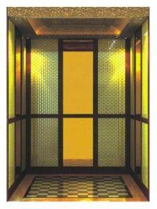 Mirror Stainless Steel Passenger Elevator for Home