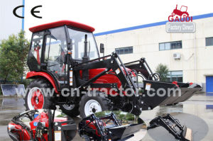 CE Approved Front End Loader Match up Jinma EEC Approved Tractors pictures & photos