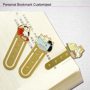 Cartoon Metal Bookmark Customized pictures & photos