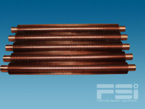 High Copper Finned Tube 810 pictures & photos