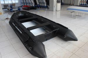 SA Series Aluminium Floor Inflatable Boat, Working Boat, Rescue Boat pictures & photos
