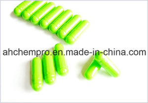 GMP Certified Green Tea Extract Capsule, Coated HPMC Capsule, Green Tea Pills pictures & photos