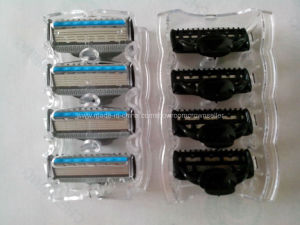 Five Blade Razor A381 Four Cartridges