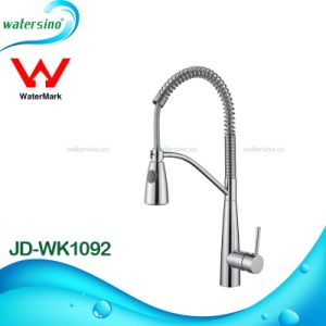 Watermark Kitchen Faucet Brass Tap with High Quality pictures & photos