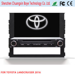 Car MP4 Player for Toyota Landcruiser 2016